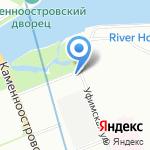 Техно-Сервис на карте Санкт-Петербурга