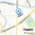 Средняя общеобразовательная школа №241 на карте Санкт-Петербурга