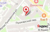 Схема проезда до компании Санситиадвертайзинг в Санкт-Петербурге