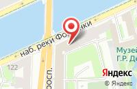 Схема проезда до компании Редакция Журнала «Новый Мир Искусства» в Санкт-Петербурге