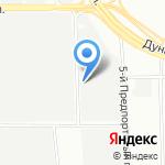 Юко на карте Санкт-Петербурга