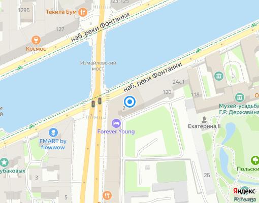 Управляющая компания «ЖКС Северо-Запад» на карте Санкт-Петербурга