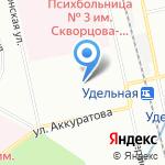 МАРИНА на карте Санкт-Петербурга