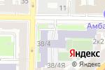 Схема проезда до компании Средняя общеобразовательная школа №241 в Санкт-Петербурге