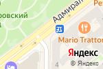 Схема проезда до компании Tandoor в Санкт-Петербурге