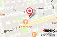 Схема проезда до компании Ивент-Бюро Антенна в Санкт-Петербурге