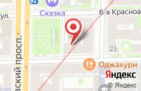 Схема проезда до компании Центр Изучения Социальных Процессов Леонида Кесельмана в Санкт-Петербурге