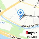 Диагностика на карте Санкт-Петербурга