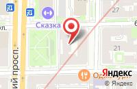Схема проезда до компании Издательство К. Тублина в Санкт-Петербурге