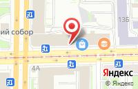 Схема проезда до компании Балтик Медиа Групп в Санкт-Петербурге