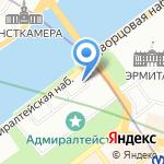 Средняя общеобразовательная школа №225 на карте Санкт-Петербурга