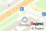 Схема проезда до компании Элбат в Санкт-Петербурге