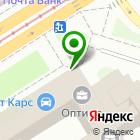 Местоположение компании ПожСоюз