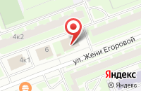 Схема проезда до компании Кухни легко в Санкт-Петербурге
