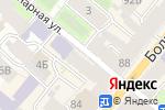 Схема проезда до компании ТИССУРА в Санкт-Петербурге
