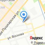 МК-Интерио на карте Санкт-Петербурга