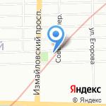 Леонтьевский центр на карте Санкт-Петербурга