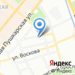 ИГНИС на карте Санкт-Петербурга