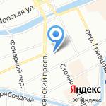 VNUtRI на карте Санкт-Петербурга