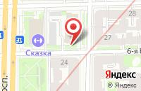 Схема проезда до компании АДМИРАЛТЕЙСКОЕ РУВД в Советском