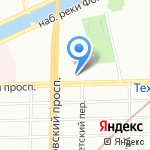 Нафта-групп на карте Санкт-Петербурга