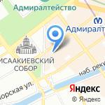 МиниВэнСпб на карте Санкт-Петербурга