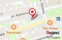 Схема проезда до компании Cheese Photo в Иваново