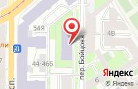 Схема проезда до компании Производственно-Торговая Компания Золотой Овен в Санкт-Петербурге