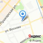 100 профессий на карте Санкт-Петербурга