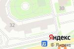 Схема проезда до компании МАРИНА в Санкт-Петербурге