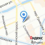 КИТС-Групп на карте Санкт-Петербурга