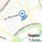 FIT-HEALTH на карте Санкт-Петербурга