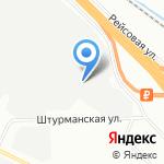 ВЗЛЕТ на карте Санкт-Петербурга
