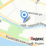 Travel.ru на карте Санкт-Петербурга