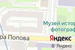 Схема проезда до компании Акватория в Санкт-Петербурге