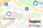 Схема проезда до компании АБ Аспект в Санкт-Петербурге