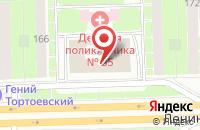 Схема проезда до компании Stanwood Okland в Санкт-Петербурге