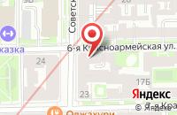 Схема проезда до компании Ассамблея Гуманности в Санкт-Петербурге
