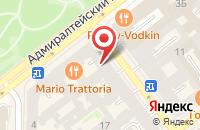 Схема проезда до компании Энтехмаш в Санкт-Петербурге