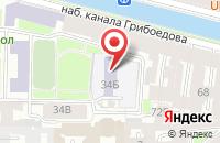 Схема проезда до компании Издательство Рхги в Санкт-Петербурге
