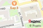 Схема проезда до компании TexTime в Санкт-Петербурге