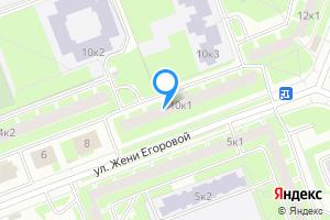 Сдается комната в Санкт-Петербурге м. Парнас, улица Жени Егоровой, 10, подъезд 3