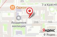 Схема проезда до компании Союз Инженеров-Сметчиков в Санкт-Петербурге