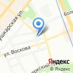 Федеральная юридическая компания по защите прав заемщиков на карте Санкт-Петербурга