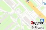 Схема проезда до компании Первая помощь в Санкт-Петербурге