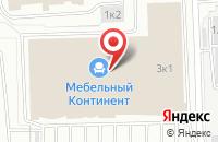 Схема проезда до компании Росмебель в Санкт-Петербурге