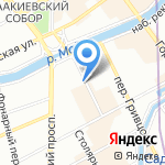 PermXM на карте Санкт-Петербурга
