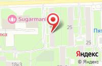 Схема проезда до компании Научно-Производственное Предприятие Монотрон в Санкт-Петербурге