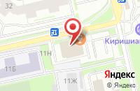 Схема проезда до компании 30 Октября в Санкт-Петербурге