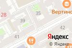 Схема проезда до компании Ажур Дизайн в Санкт-Петербурге